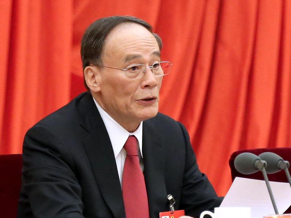 """""""反腐推手""""王岐山湖南当选十九大代表"""