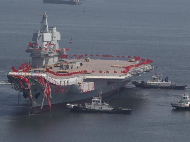 日本被曝打造不沉航母 对抗航母大国中国
