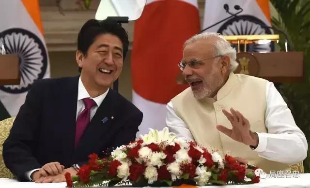 """印度联手日本搞山寨版""""一带一路""""?"""