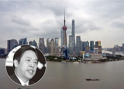 上海官场地震!江系疑遭遇瓦解清洗
