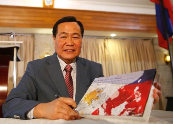菲律宾大法官要求政府把中国告上联合国