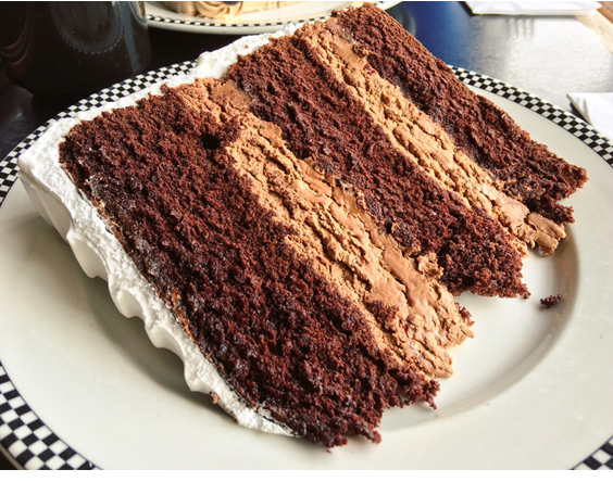 True Confections Devil S Food Cake