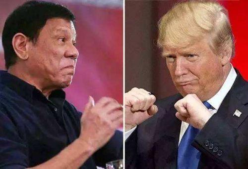 菲总统:不想在菲律宾看到美军,不再亲美