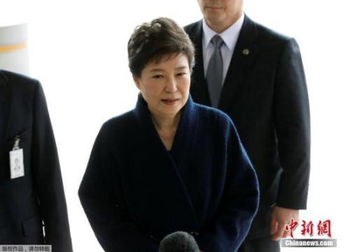 朴槿惠今日首次上审判台 与闺蜜同台受审