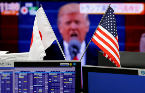 日本与WTO发联合声明 日媒:为制衡美国