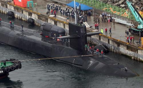 川普杜特尔特打电话 脱口泄漏美潜艇部署