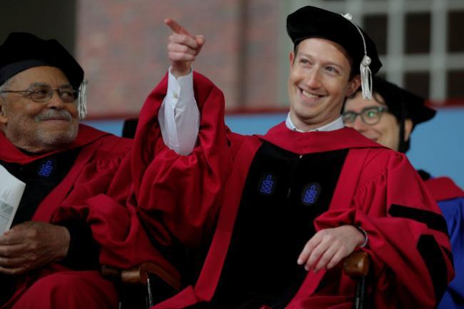 小扎12年前曾在哈佛放话:我不回来了