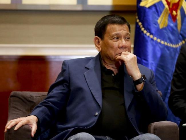 杜特尔特说   IS欲在菲律宾设省
