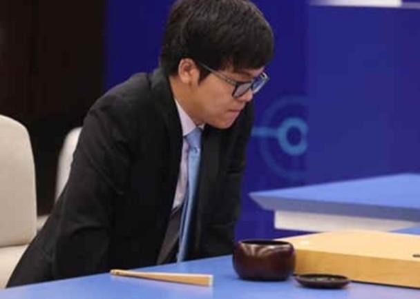 复仇之战!柯洁执白再撼AlphaGo