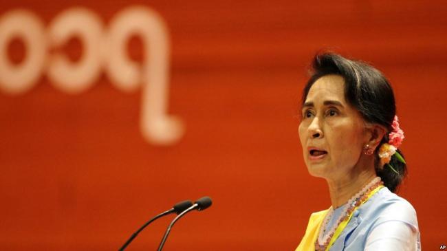 可惜 缅甸和平大会未取得实质性成果