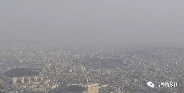索赔1.8万元!91个韩国人起诉中国雾霾