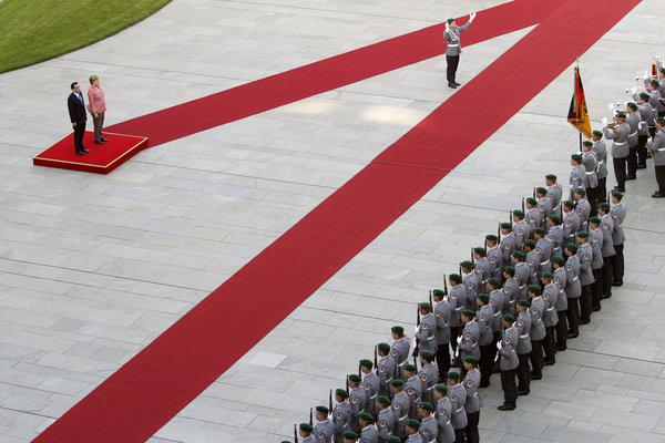 地缘政治大洗牌 欧洲送走特朗普迎来中国