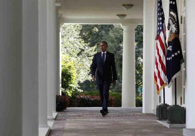 美国成拒绝未来的国家  奥巴马很生气