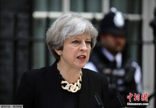 快讯:英首相开紧急会议对恐袭 暂停竞选