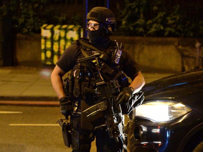 ISIS的挣扎 伦敦恐袭绝非只为杀戮