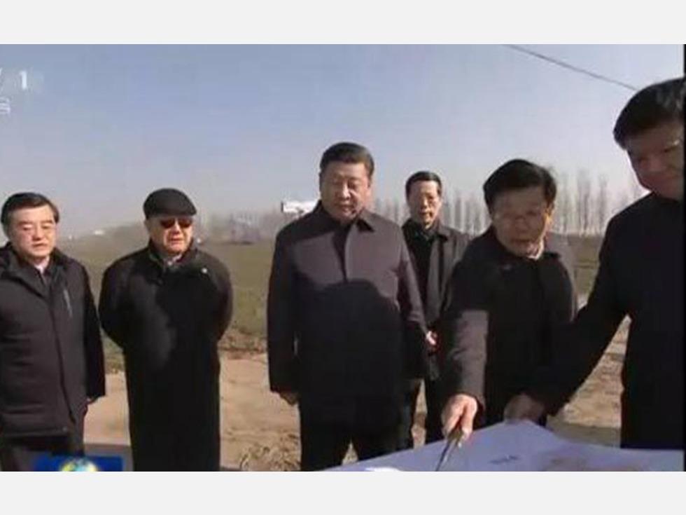 """今日中国:""""雄安""""神秘策划人曝内情"""
