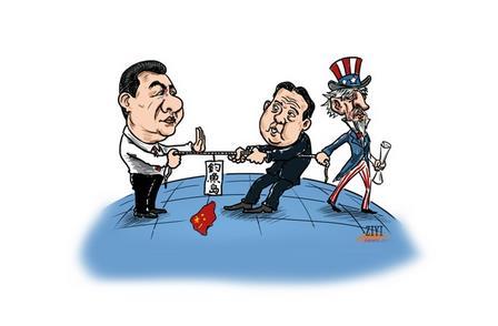 美军报告:中国正在培养钓鱼岛突袭队