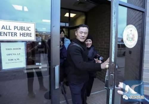 华裔律师起诉周立波    索赔1000万美元