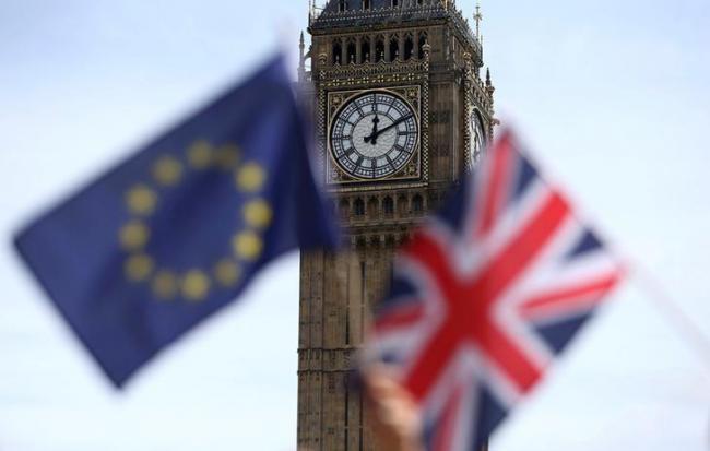 英国选举乱局之后 平稳退欧的概率下降