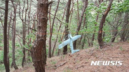 疑朝鲜无人机拍萨德后坠毁 已拍数十照片