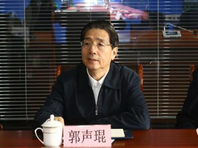 中国公安部长:铲乡霸除村恶迎十九大