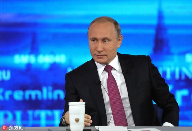 普京:俄没把美当敌人 制裁让我们更强大
