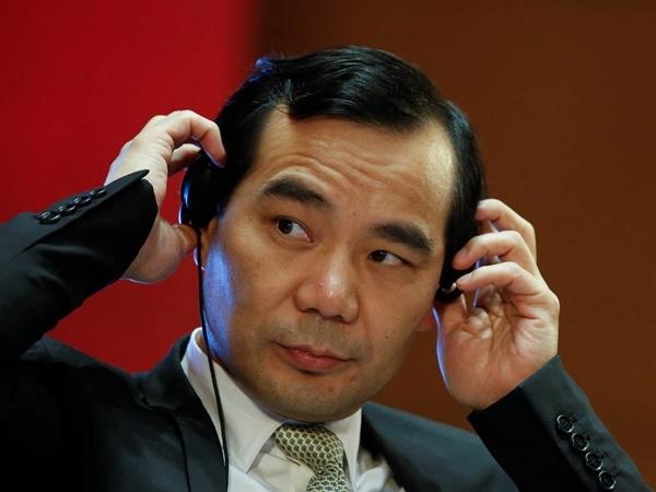 不同寻常 吴小晖是被特别调查小组带走的
