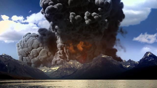 黄石又地震  科学家怕超级火山毁灭美国