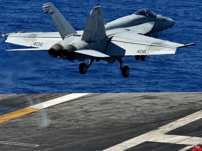 普京怒:任何国际联军飞机均为打击目标