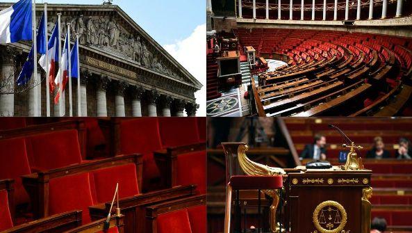 法国议会新貌:年轻化 新人多 女性多