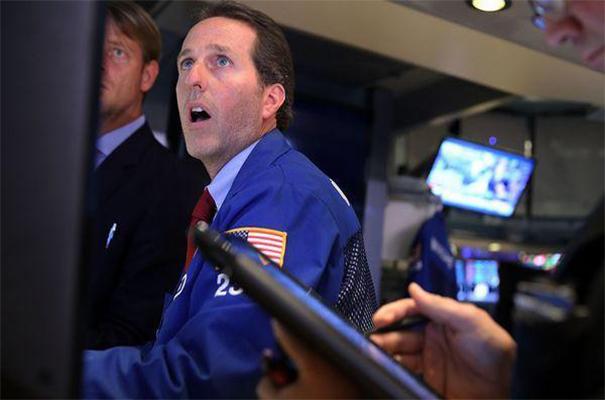 美国股市崩盘   随时有可能发生