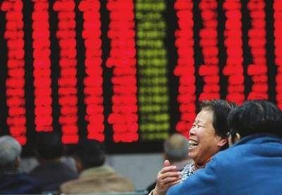 闯关成功 中国股市对外开放里程碑