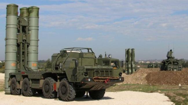 俄在叙利亚置S-400成美国战机的恶梦
