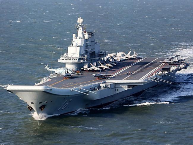 辽宁舰改建很难很难  15人身亡