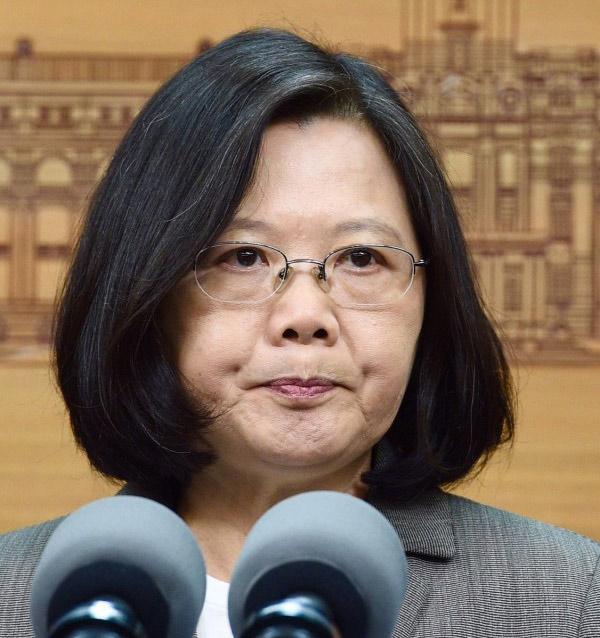 蔡英文能用的钱还没有深圳市委书记多