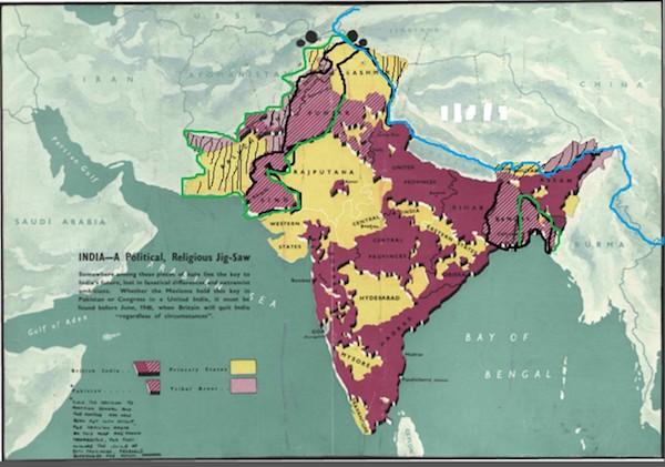 从印巴分治到脱欧:英国路怎么越走越窄