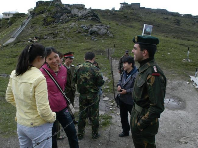 为使印度撤军 中国开出交换条件