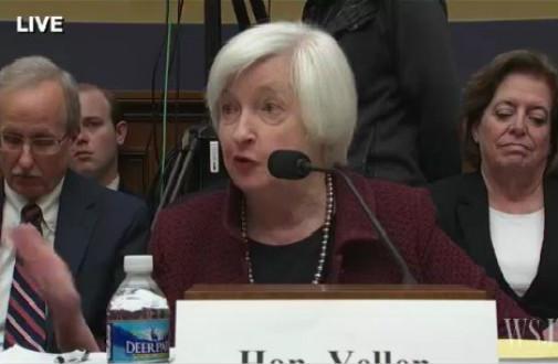 耶伦相信  有生之年不会遭遇经济危机