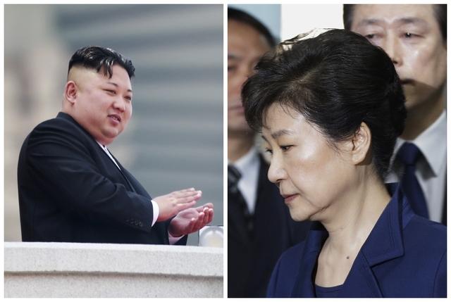 涉嫌暗杀金正恩? 朝鲜判处朴槿惠死刑