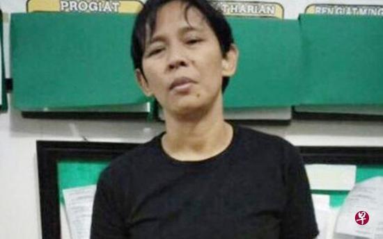 新加坡保姆杀人案 印尼女佣捆绑杀老夫妇