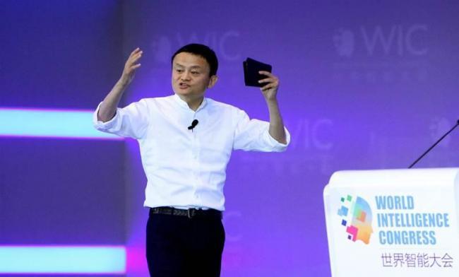 人与AlphaGo对战是悲剧 马云还说了什么