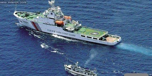 范长龙翻脸内幕:中越近百舰船南沙对峙