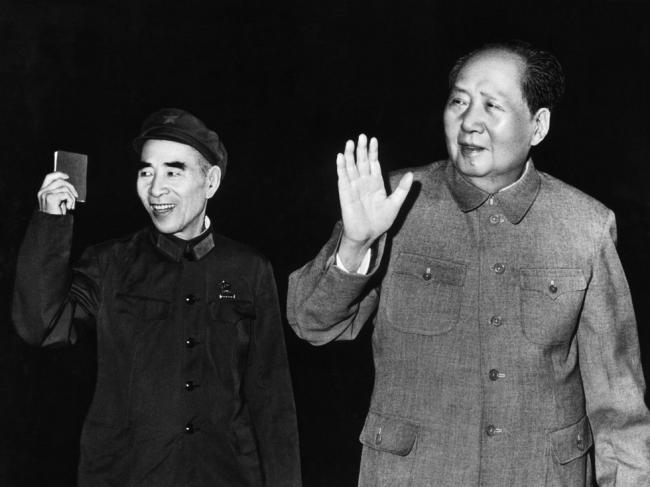 林彪的衰落:推出林立果犯了毛泽东大忌
