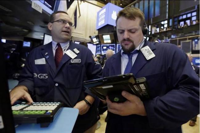 美股全面下跌  创6周以来单日最大跌幅