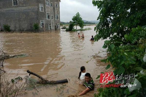 长江1号洪水形成  湘乡政协副主席被卷走