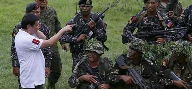 中国军援菲律宾,一招四两拨千斤的妙棋