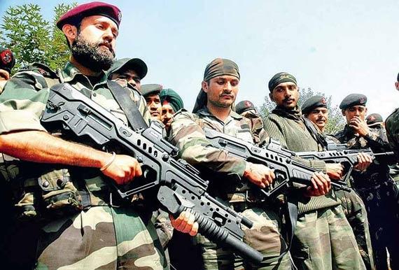印度军队越界进入西藏 边境部队多于中国
