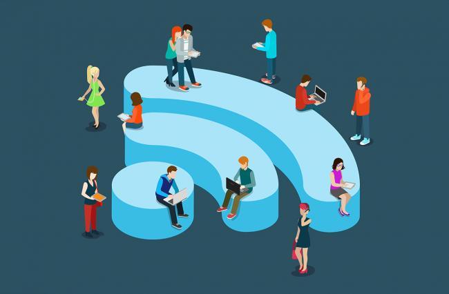 """脸书facebook将全球推""""寻找Wi-Fi""""功能"""