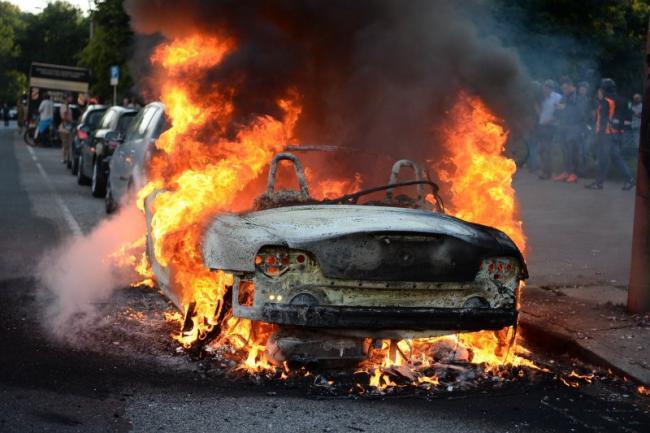 欢迎来到地狱!G20暴力冲突 200多人伤