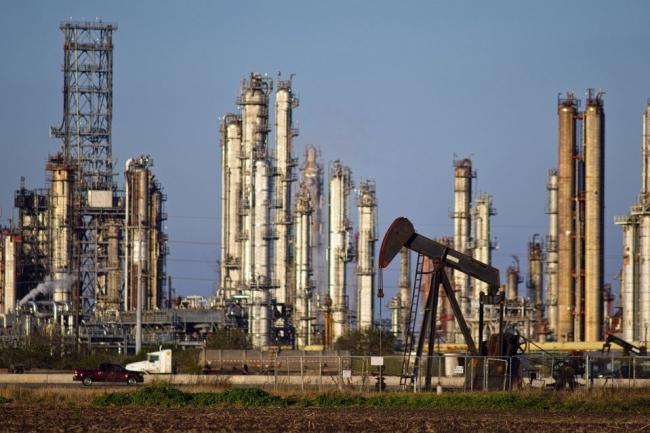 美国对华原油出口阀门大开